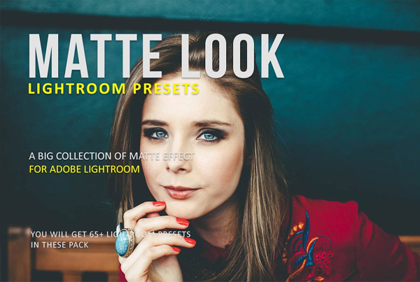 Matte Look Lightroom Presets