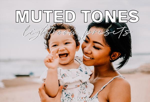 Matte Muted Tones Presets