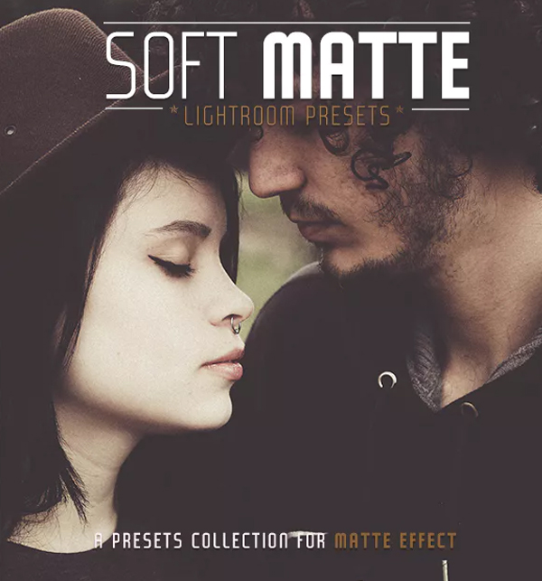 Matte Soft Lightroom Presets
