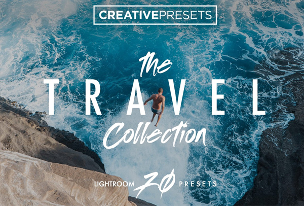 Matte Travel Lightroom Presets
