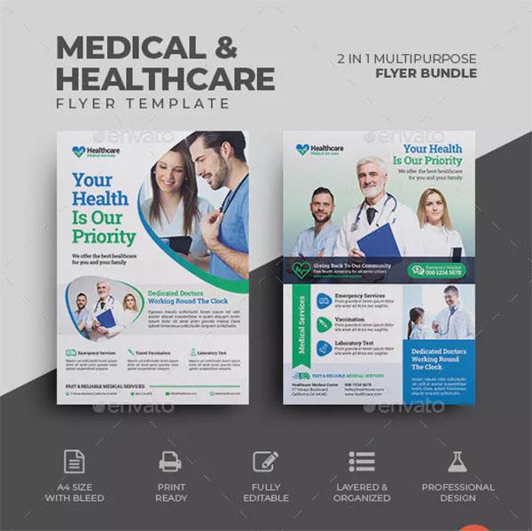 Medical Flyer Bundle