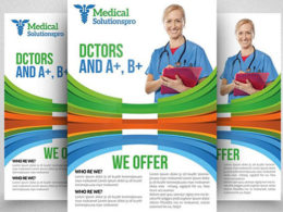 Medical Flyer Templates