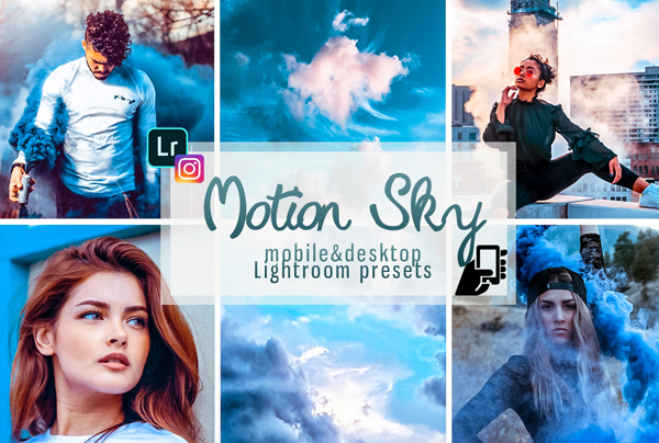 Motion Sky Presets Lightroom
