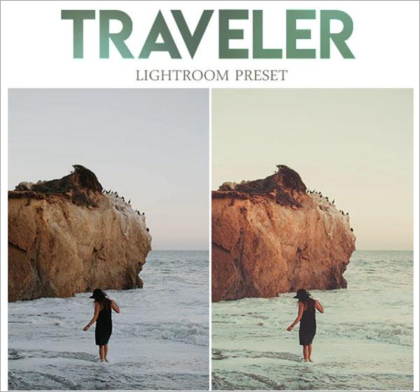 Professional Traveler Lightroom Preset