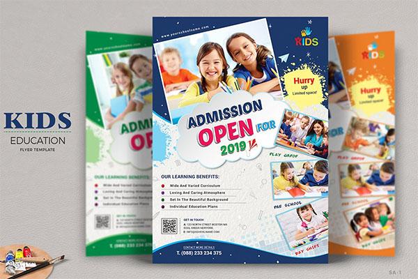 School Flyer Design