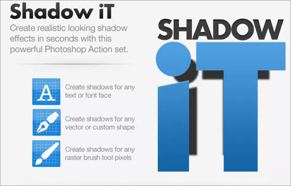 Shadow Creator Actions Pack