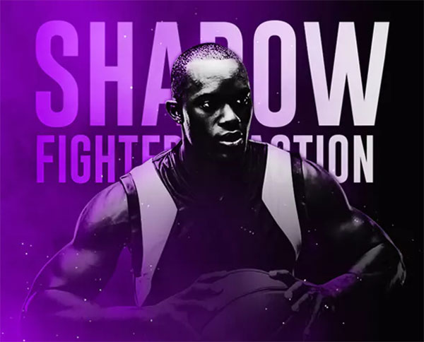 Shadow Fighter Photoshop Action