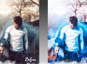 Sky Photoshop Actions