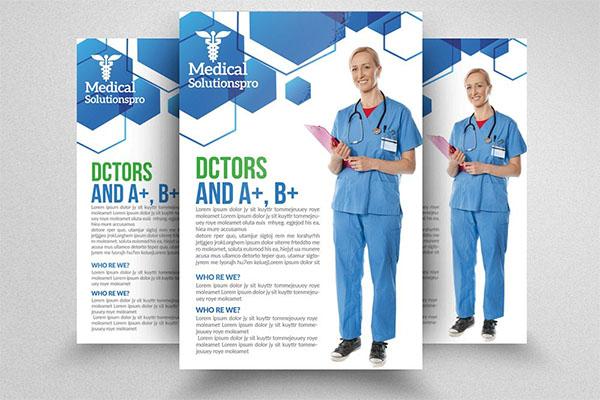 Smart Medical Flyer Template