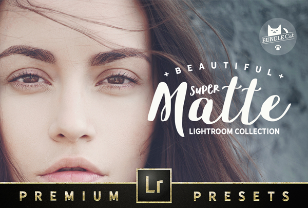 Super Matte Lightroom Collection