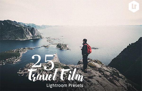 Travel Film Lightroom Presets