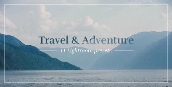Travel and Adventure Lightroom Presets