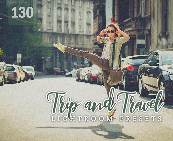 Trip and Travel Lightroom Presets