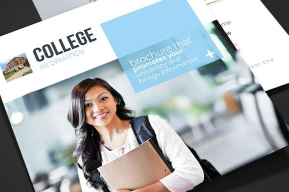 University Brochure Templates
