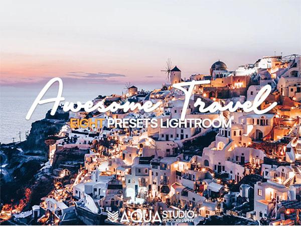 Wanderlust Travel Lightroom Preset