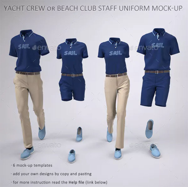 42 Uniform Mockups Free Premium Photoshop Ai Downloads
