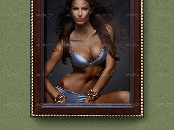 17 Photo & Poster Frame Mockup