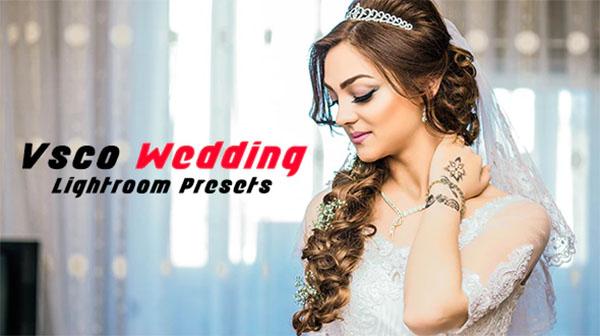 31 Vsco Wedding Lightroom Presets