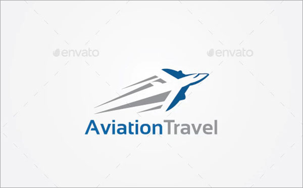 Air Travel Transport Logo Design