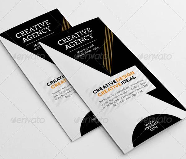 Artistic Brochure InDesign Template