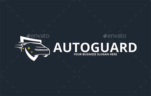 Auto Guard Logo Design