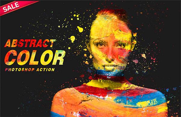 Color Splash Photoshop PAT Action