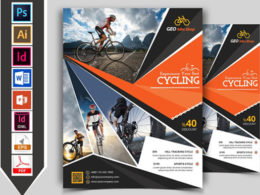 Cycling Flyer Templates
