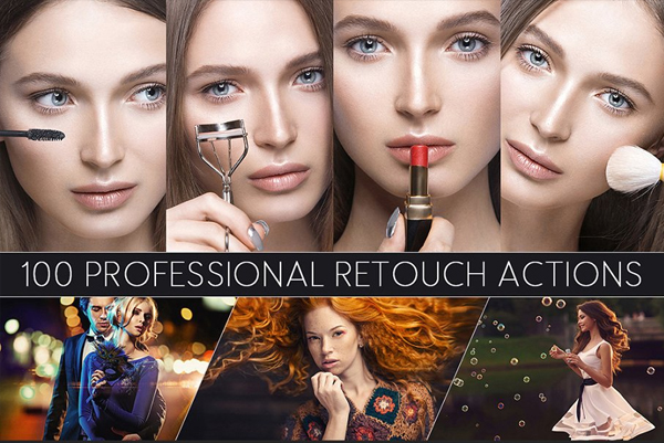 Digital Professional Retouch Actions