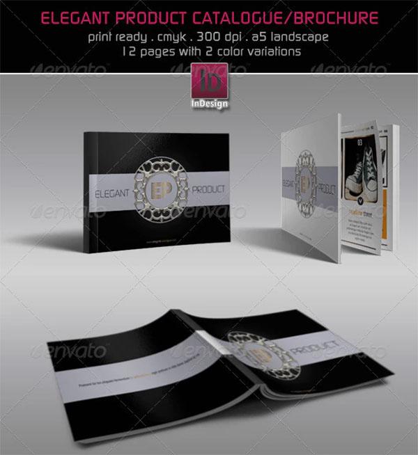 Elegant Product Catalogue Brochure