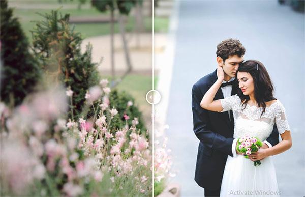 Free Lightroom Preset Elegant Wedding