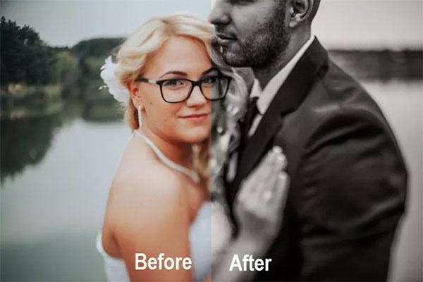 Free Wedding Photography Presets