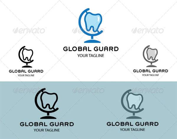 Global Guard Logo Design