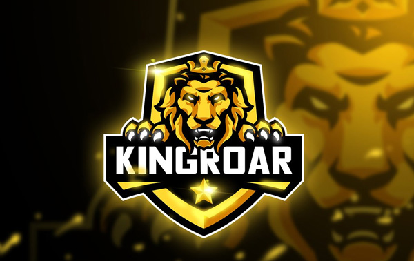 King Road Tiger Logo