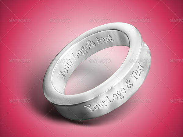 Logo Ring Mock-up