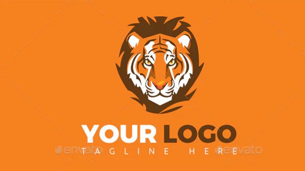 Multi Purpose Tiger Logo Designs