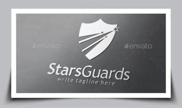 National Guards Logo Template