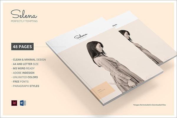 Premium Fashion Look Book & Catalog