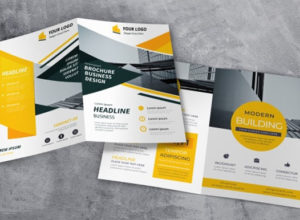 Product Brochure Design Templates