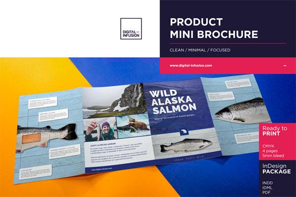 61+ Product Brochure Design Templates - Free PSD Di Ai EPS