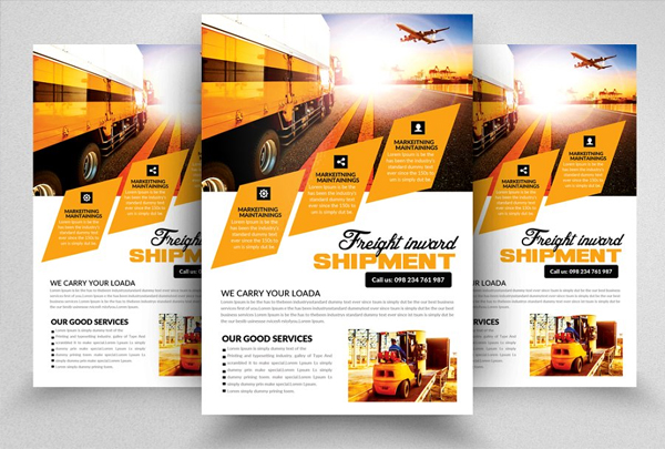 Shipment Services Flyer