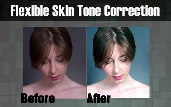 Skin Color Correction & Enhacement Actions