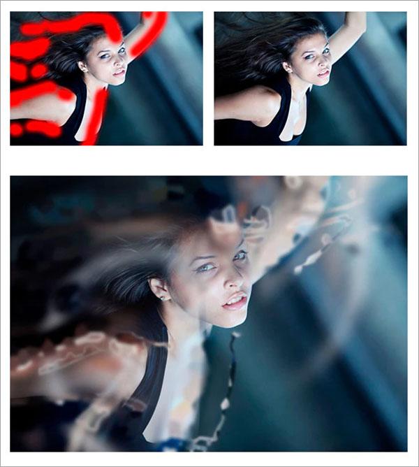 Splash Photoshop ATN Action