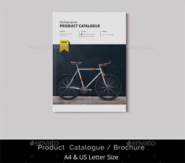 Stylish Multipurpose Product Catalogue