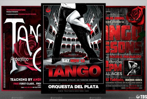 Tango Flyers Bundle