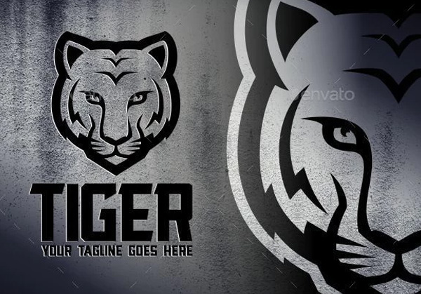 Tiger Logo Designs Template