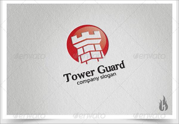 Tower Guard Logo Design