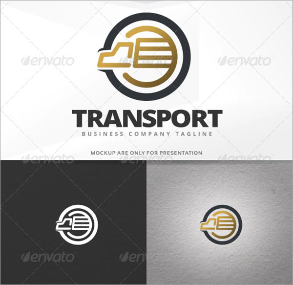Transport Logo Branding