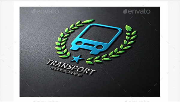 Transport Logo Template
