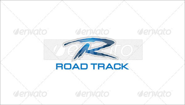 Transport Road Track Logo