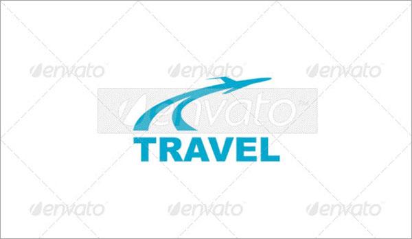 Transport Traver Logo Design